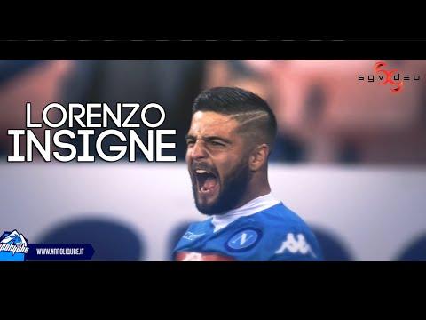 """Lorenzo Insigne """"Il Magnifico"""" Goals & Skills 2015/16 SSC Napoli HD"""