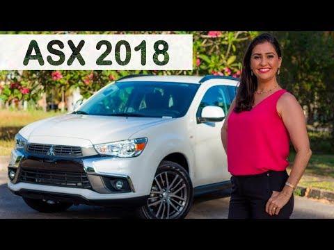 Mitsubishi ASX Flex 4x2 2018 em Detalhes