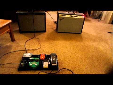 Fender Hot Rod Deluxe vs 1973 Vibrolux Reverb