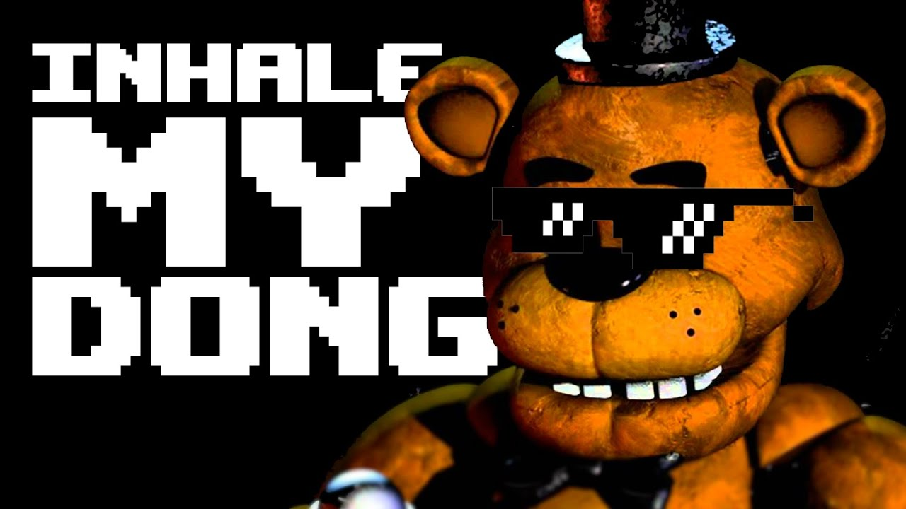 Animated Christmas Desktop Wallpaper Inhale My Dong Five Nights At F Ckboys The Song