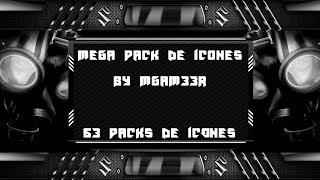 Download Mega Pack de Icones!