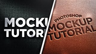Tutorial: Using Branding Mockups In Photoshop!