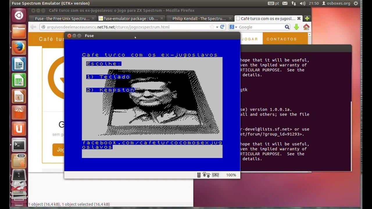 zx spectrum emulator windows 10