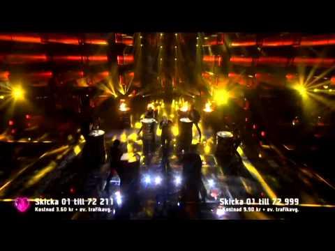 Melodifestivalen 2015: Linus Svenning - Forever Starts Today HD