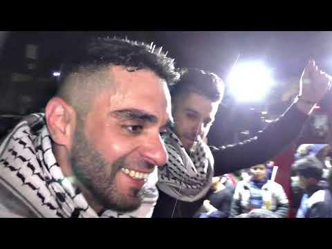 حفل استقبال الاسير علاء برهم بعد قضاء 12 عام بسجون الاحتلال