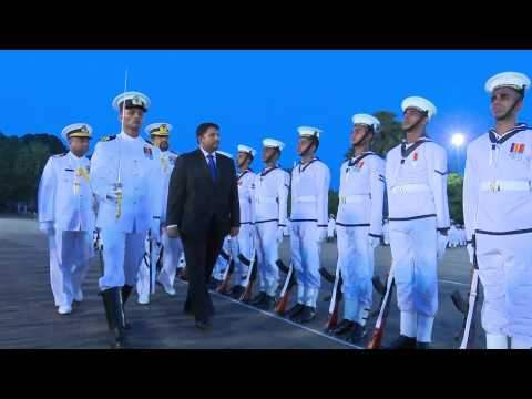 Twenty-eighth Midshipmen of 54th Cadet Intake pass out