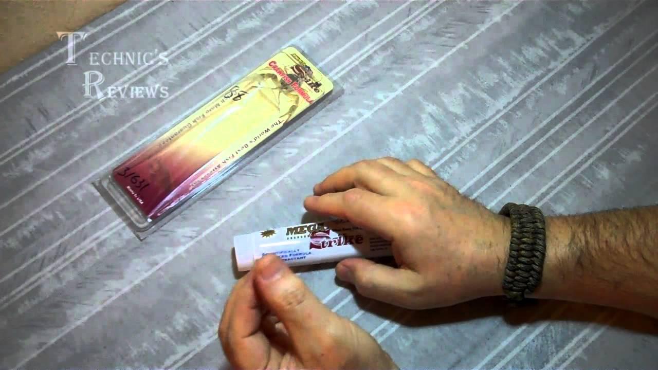 Аттрактант на судака своими руками видео