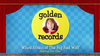 songs stories for kids didi conn who s afraid of the big bad wolf