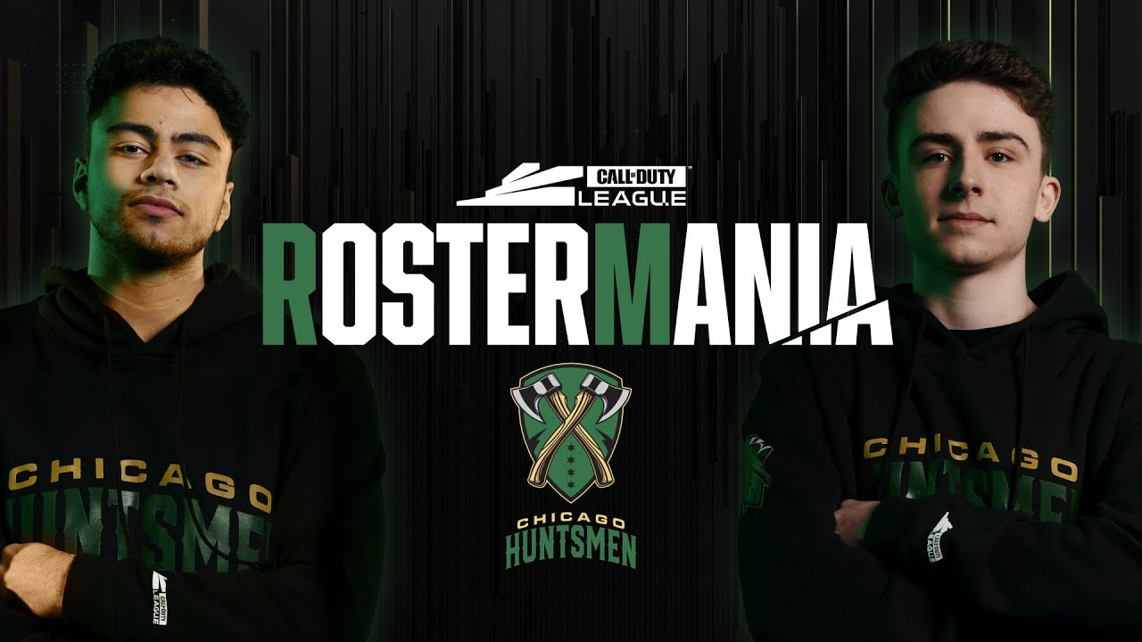 Dark Knight RETURNS (+ OpTic Envoy?! 👀) | Rostermania — Chicago@Huntsmen Ft. Dashy & Envoy