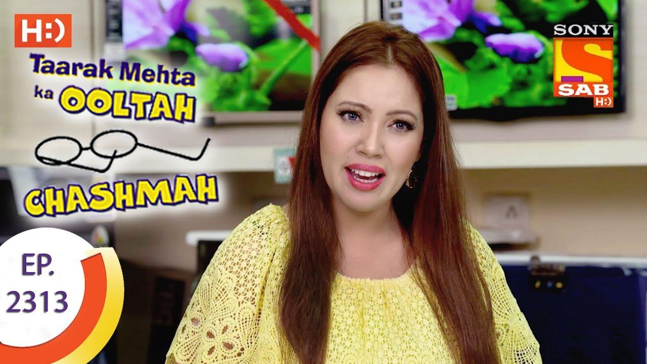taarak-mehta-ka-ooltah-chashmah-त-रक-म-हत-ep-2313-13th-october-2017