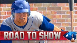 MLB 13 Road to the Show | End of Year 1, Playoffs, 2013 Award Winners and New Contract [EP 5]