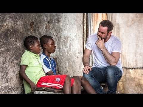 Danny Dyer Sport Relief 2016 Appeal Film - BBC