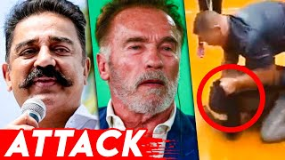 Arnold Schwarzenegger and Kamal's response to their recent attacks | Hot Cinema News