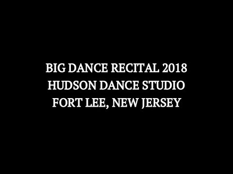 Big Dance Recital 2018 || Ballroom and Latin Solo by Isabel & Shannon
