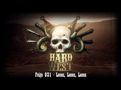 Hard West #031 - Lesen, Lesen, Lesen [FullHD/German/Deutsch/LetsPlay] |