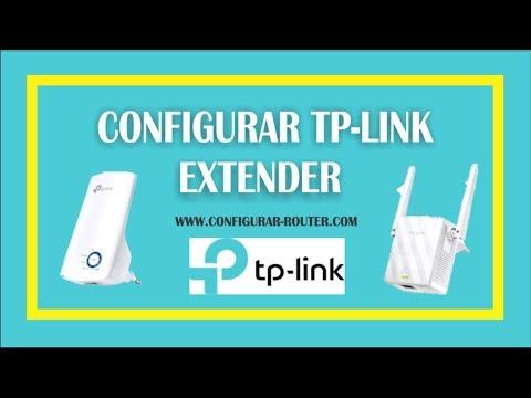 Configurar Tp Link Extender Tp Link Extender Manual Tl Wa855re Tl Wa850re Tl Wa860re Youtube
