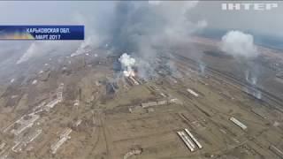 Взрывы под Винницей: история пожаров на военных складах Украины