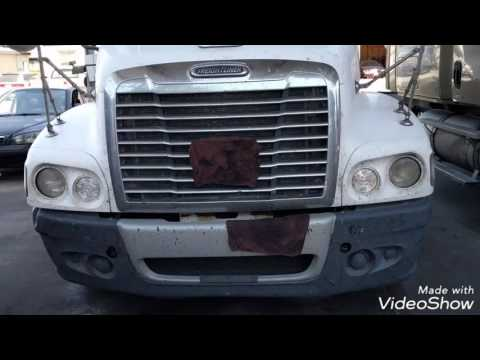 Freightliner Century Class Air Leak When Press Pedal (service Brake)