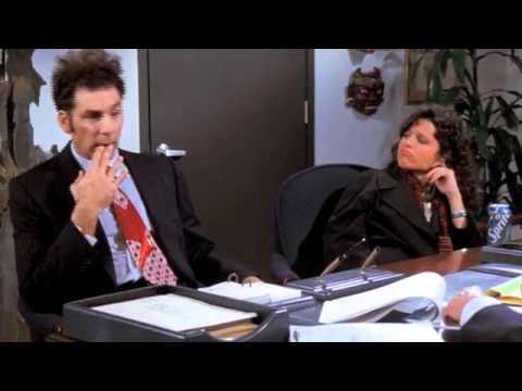 """Seinfeld-""""The Comeback""""-Kramer's Coma"""