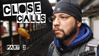 Esp 12   Close calls part 2   #2021goals #encouragement #vlog