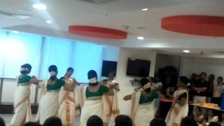 Thiruvathira Dance - Vibhalam and veera veerathi