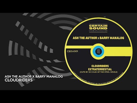 Ash The Author x Barry Manalog - Cloudriders
