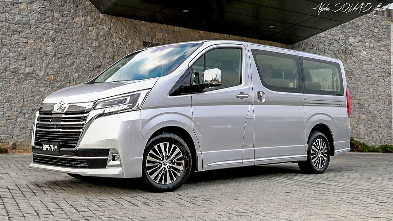 2021 Toyota Hiace Price and Review