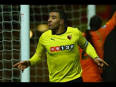 TROY DEENEY | Goals, Skills | Watford | 2013/2014,2014/2015 (HD)