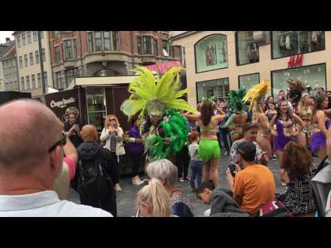 Copenhagen Carnival 2017 / Karneval København 2017 Kultorvet 03 06 2017 part 2