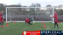 GK Training | Behind The Gloves with Will, Dave, Sam & Danny