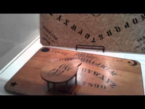 History of ouija in baltimore museum of industry