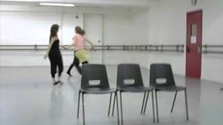 Shameless(2008) - rehearsal clip