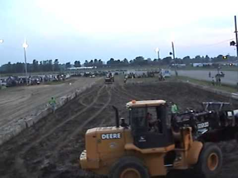 Brews Bros Demolition Derby - Ottawa County Fair - Thursday, July 17, 2008