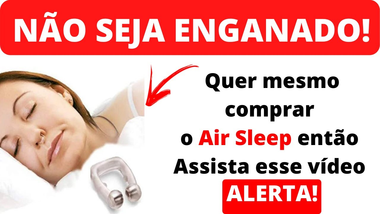 air sleep resenha