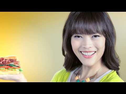 Subway Singapore Ad - Eat fresh