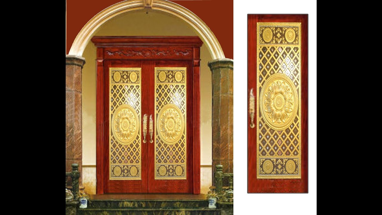 Doors and rooms and Royal door design and furniture  sc 1 st  YouTube & Doors and rooms and Royal door design and furniture - YouTube