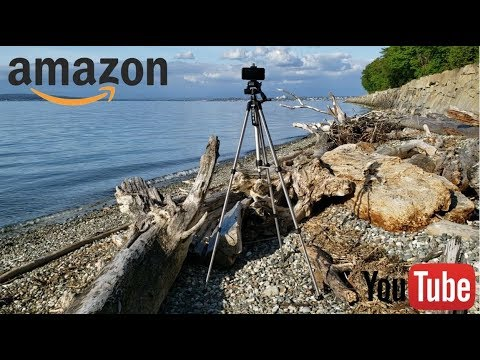 AmazonBasics 60 Inch Lightweight Tripod With Bag Review