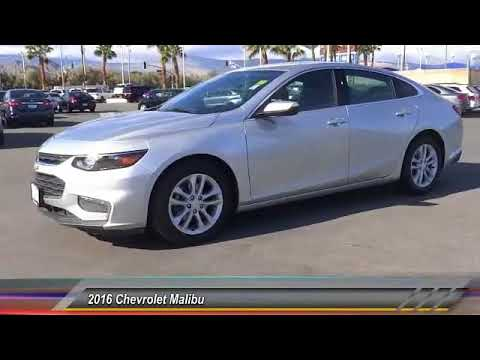 2016 Chevrolet Malibu SAN DIEGO ORANGE COUNTY LOS ANGELES  INLAND EMPIRE  PALM SPRINGS R0609