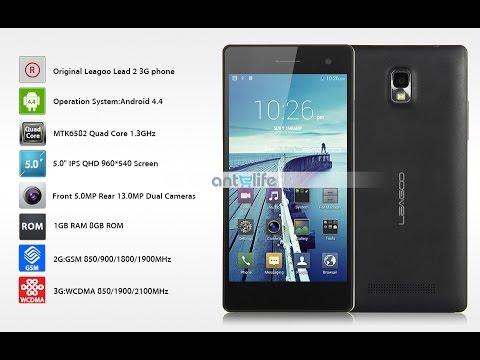 Testbericht Video Review LEAGOO LEAD 2 DUAL SIM Smartphone ...