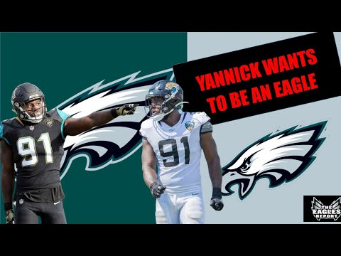 Eagles Trade News: Yannick Ngakoue Wants To Be An Eagle + How The Eagles Can Trade For Yannick