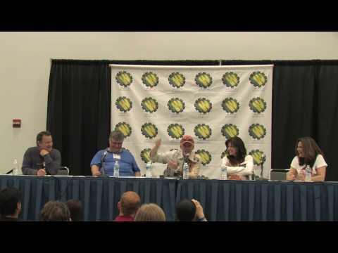 Anaheim Comic Con 2010 Voice Actor Q&A Panel Part 1