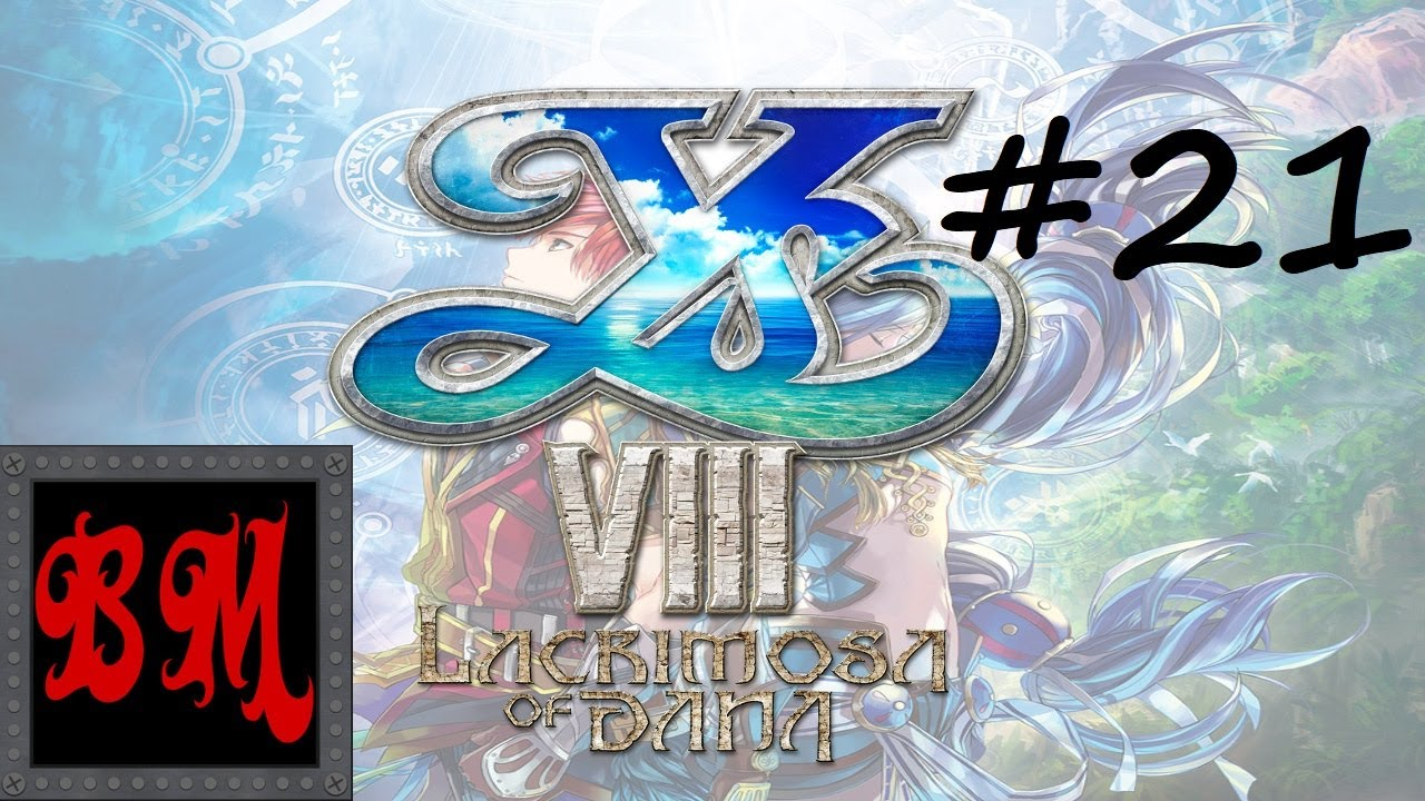 Lets Play Ys VIII: Lacrimosa of Dana - Part 5 - YouTube