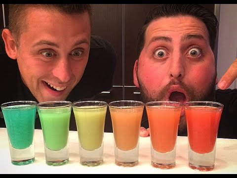 Rainbow Shot with Roman Atwood!
