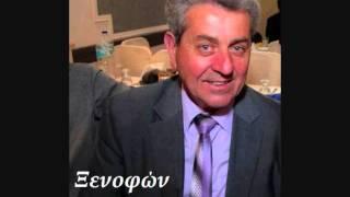 """Ξ. ΤΣΙΟΥΝΗΣ & Ν. ΤΖΟΥΚΟΠΟΥΛΟΣ - """" Σ' αφήνω την Καλονυχτιά """""""