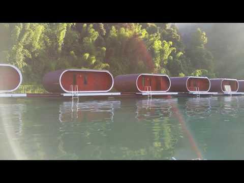 Khao Sok Thailand - Jungle, Floating Raft Houses & Big Rocks
