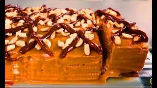 Моментальный Торт Без Выпечки !