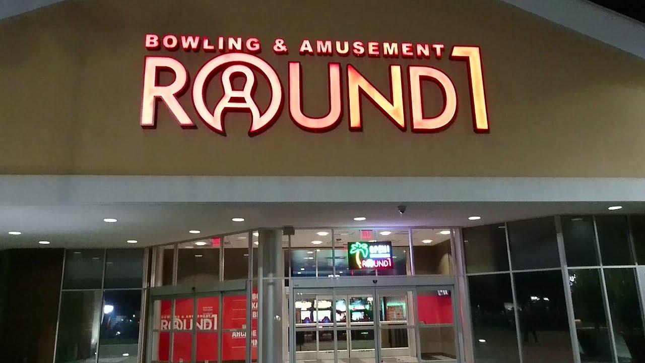 Round 1 Arcade Puente Hills Mall