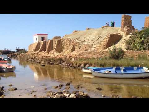 Mon Voyage à el kala [ taref-Algerie ] [القالة [الطارف - الجزائر - Vlog 2016