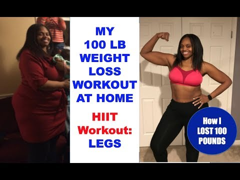 15 MINUTE WORKOUT TO LOSE WEIGHT FAST, BURN FAT, AND TONE LEGS