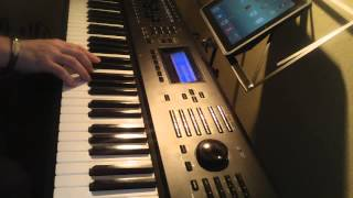 KURZWEIL PC3  - virtual analog mode